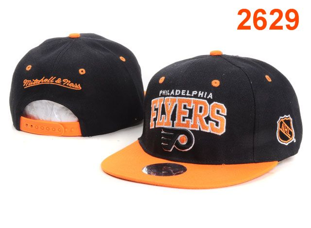 Philadelphia Flyers NHL Snapback Hat PT28